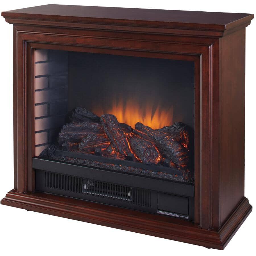 "PLEASANT HEARTH:Sheridan 31"" Electric Fireplace - Cherry"