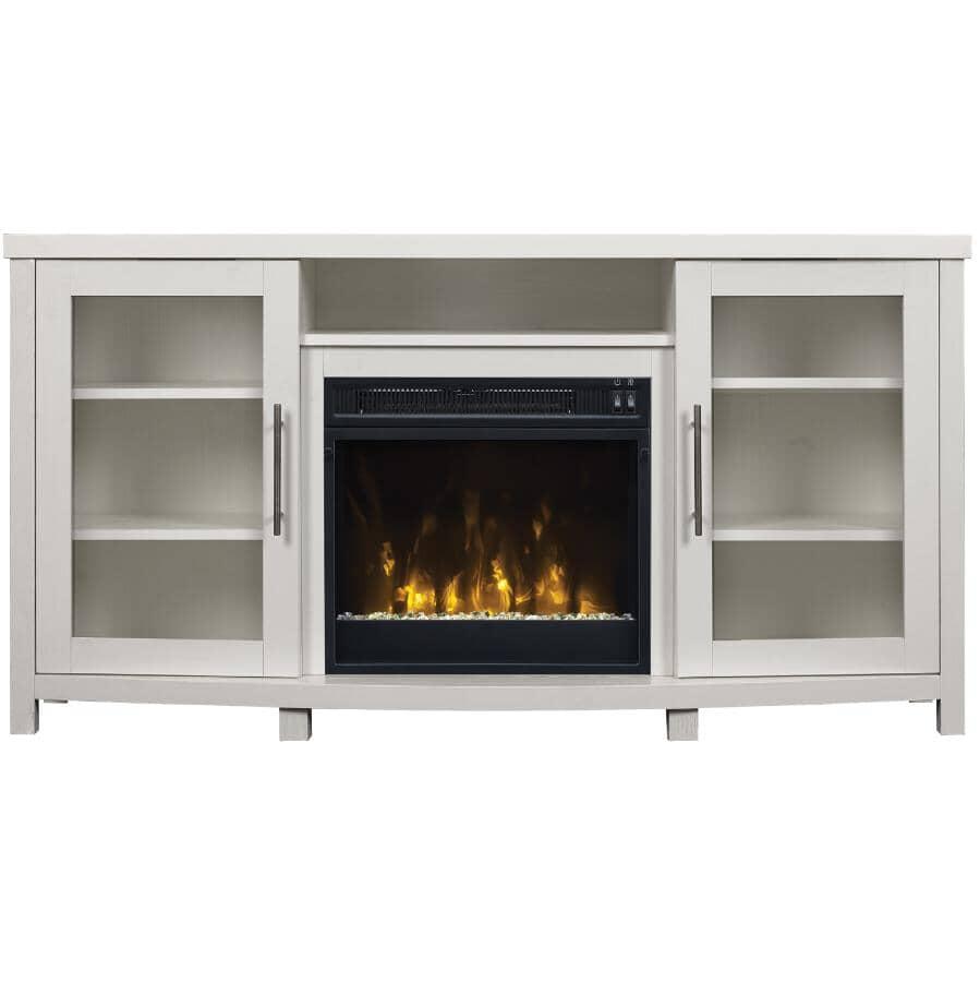 """TWIN STAR HOME:Kiara 54"""" Media Electric Fireplace"""