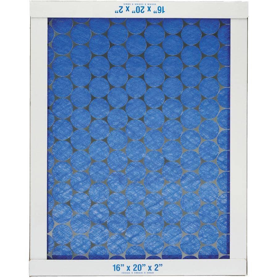 "DUSTSTOP:Furnace Filter - 2"" x 16"" x 20"""