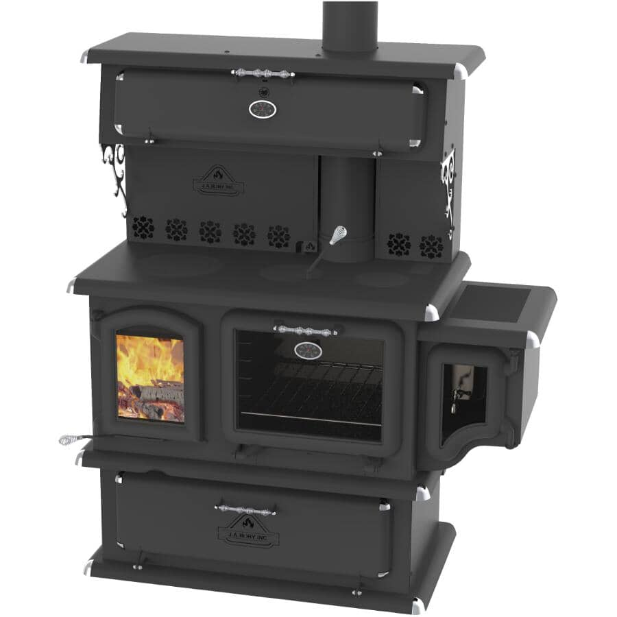 J.A.ROBY INC:Chief Wood Cookstove