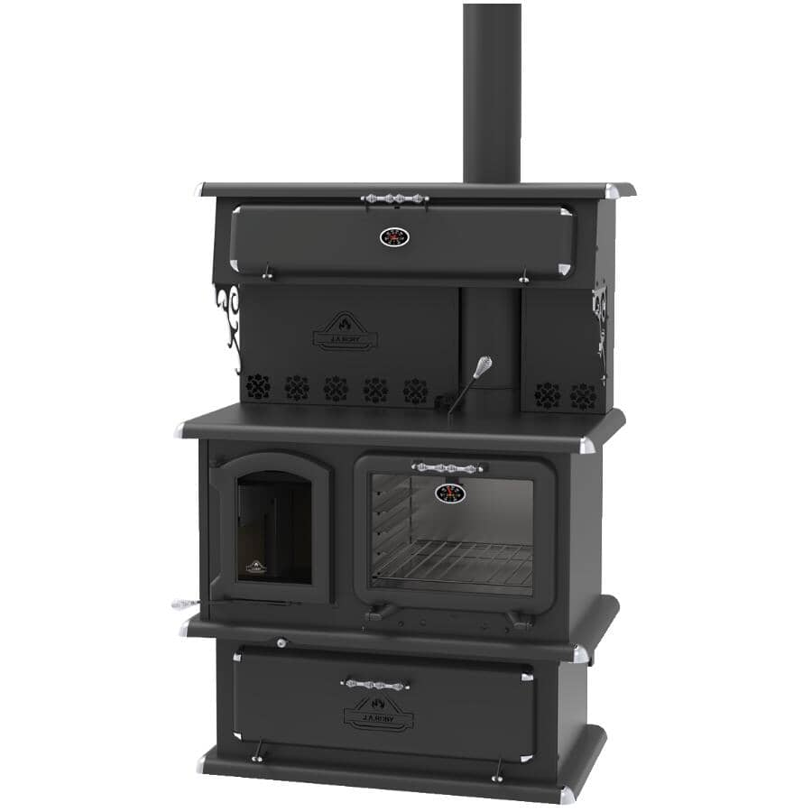 J.A.ROBY INC:Cuistot Wood Cookstove