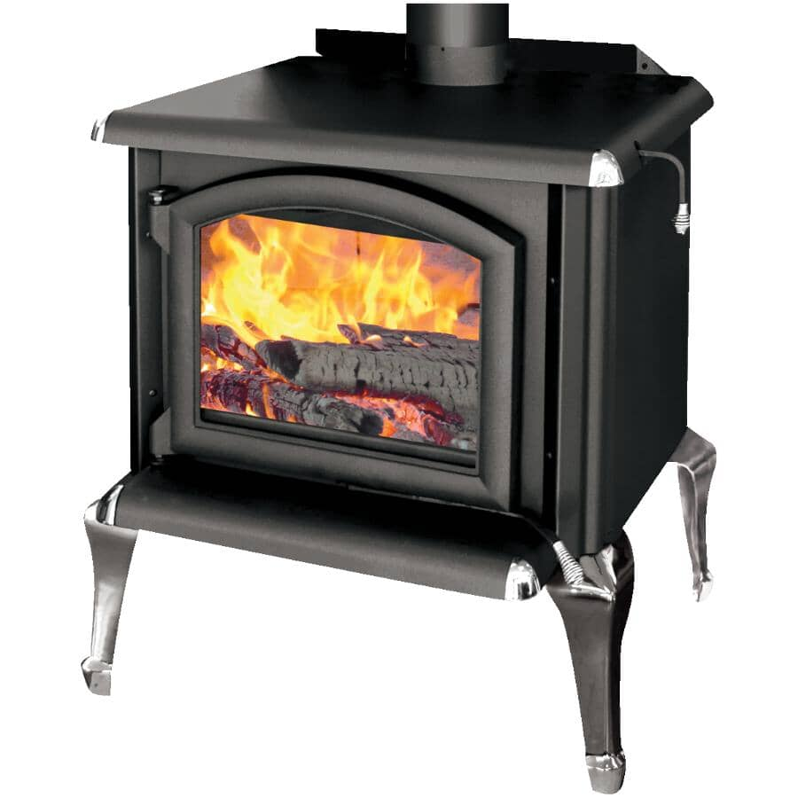 J.A.ROBY INC:Forgeron Wood Stove