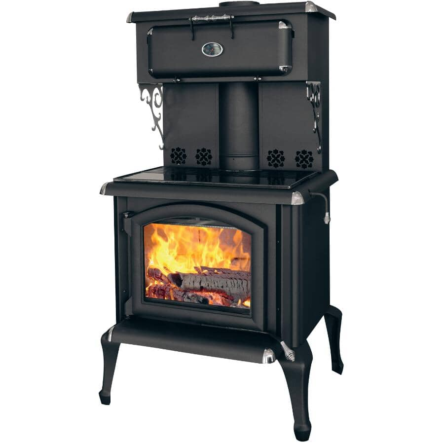 J.A.ROBY INC:Forgeron Wood Cookstove