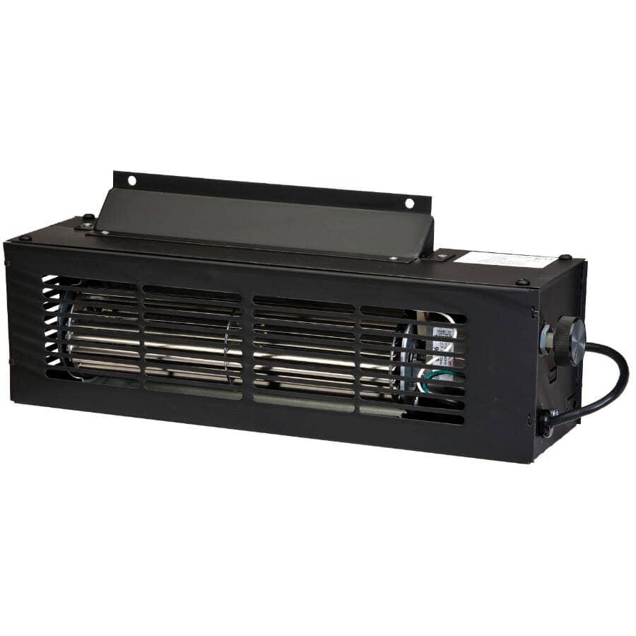 SBI:Ventilateur ultra silencieux avec commande de vitesse variable pour poêles à bois Drolet