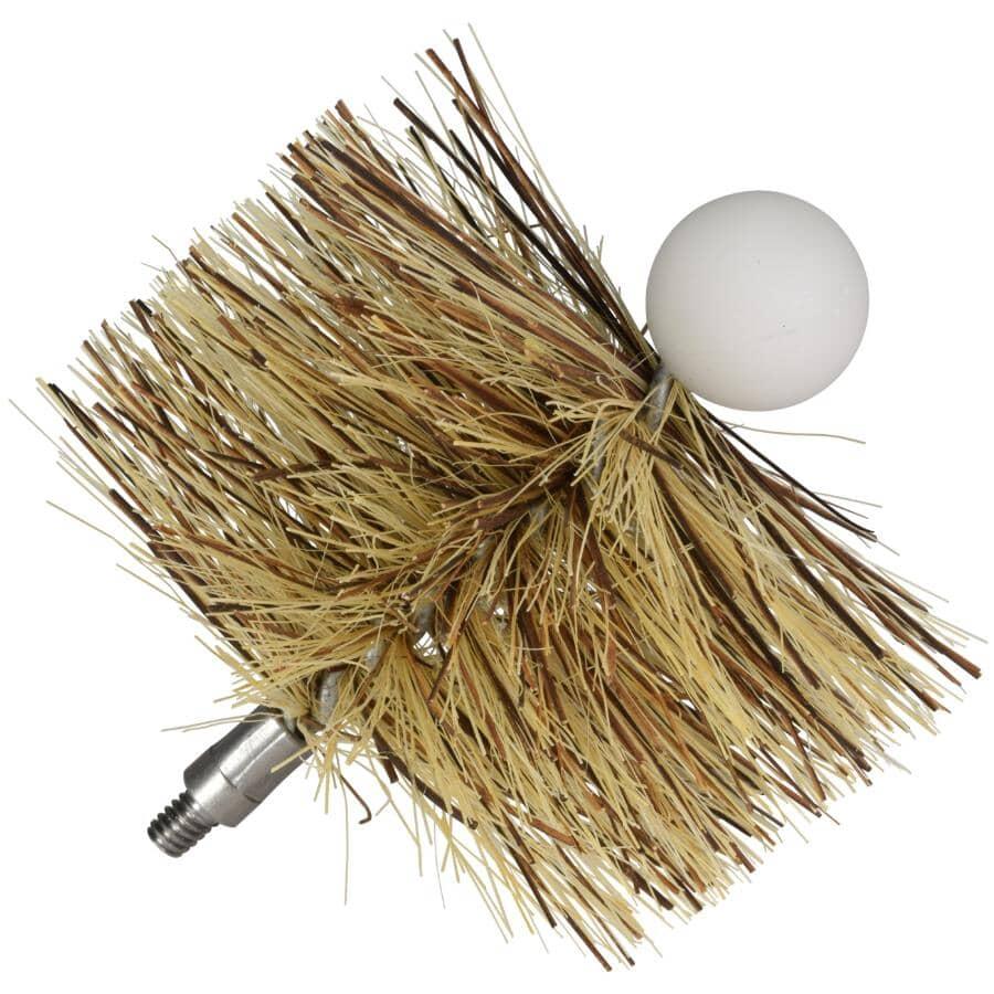 "IMPERIAL MANUFACTURING:Pellet Stove Brush - 4"""
