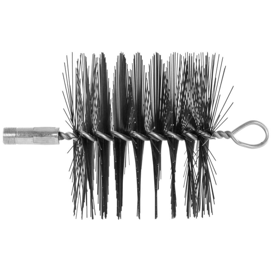 """IMPERIAL MANUFACTURING:SuperSweep Wire Chimney Brush - 6"""", Round"""