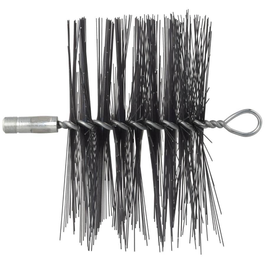 """IMPERIAL MANUFACTURING:SuperSweep Wire Chimney Brush - 8"""" x 8"""", Square"""
