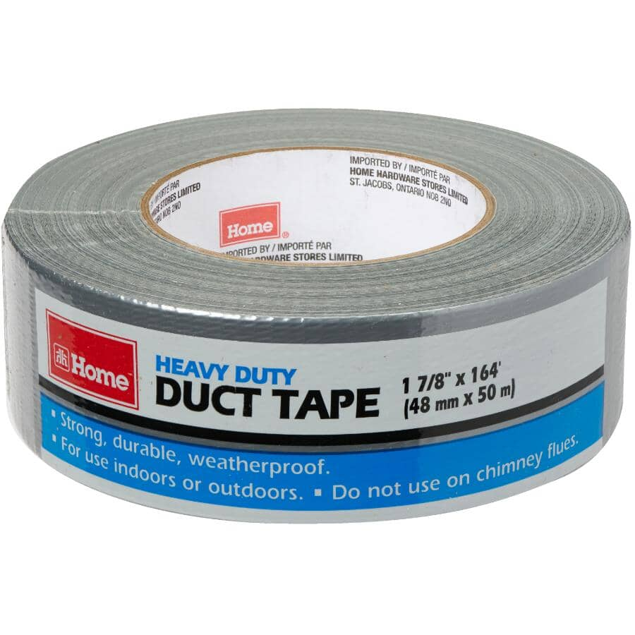 HOME:Duct Tape - 48 mm x 50 m, Grey
