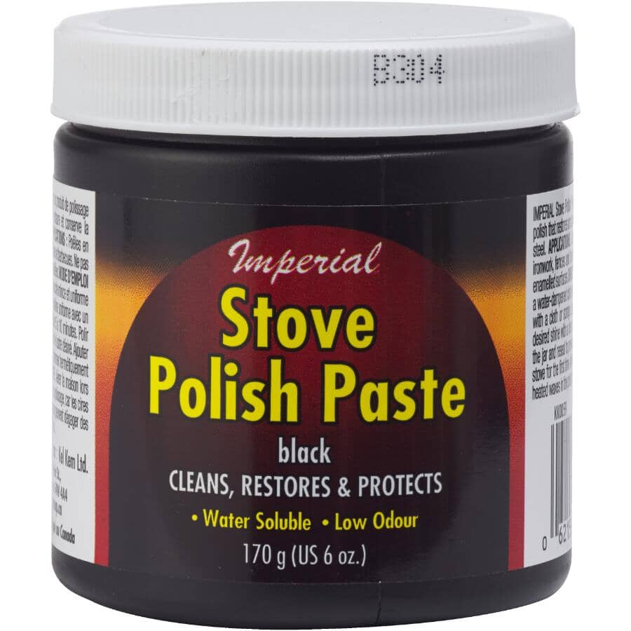 IMPERIAL MANUFACTURING:Paste Stove Polish - 170 g