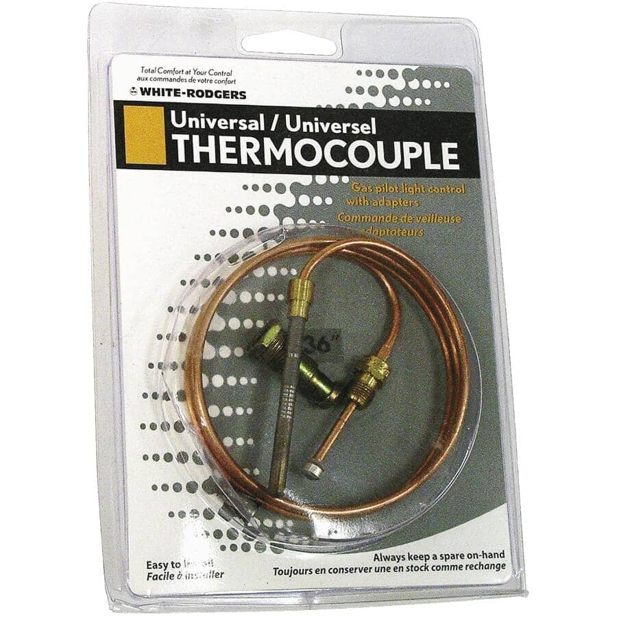 """WHITE RODGERS:36"""" Gas Thermocouple"""