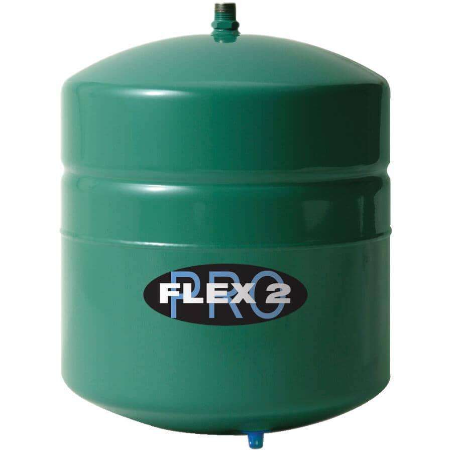 FLEX2 PRO:Réservoir de dilatation de 4,7 gallons pour eau non potable