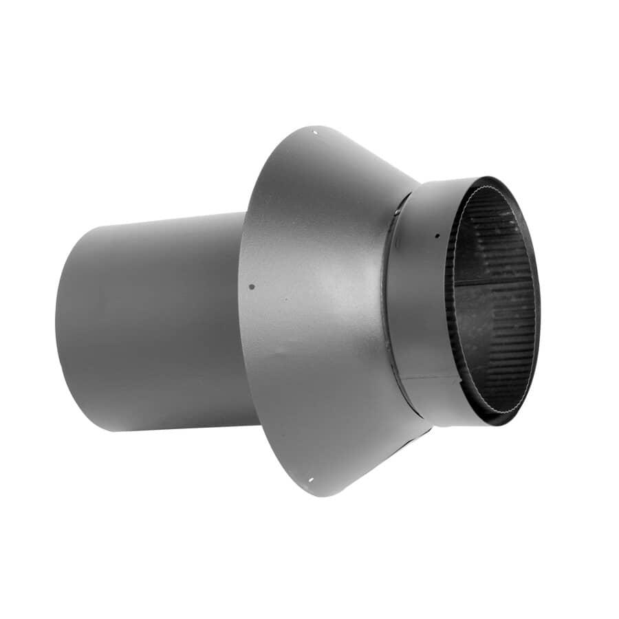 "SELKIRK:6"" Diameter Double Wall Masonry Chimney Adapter"