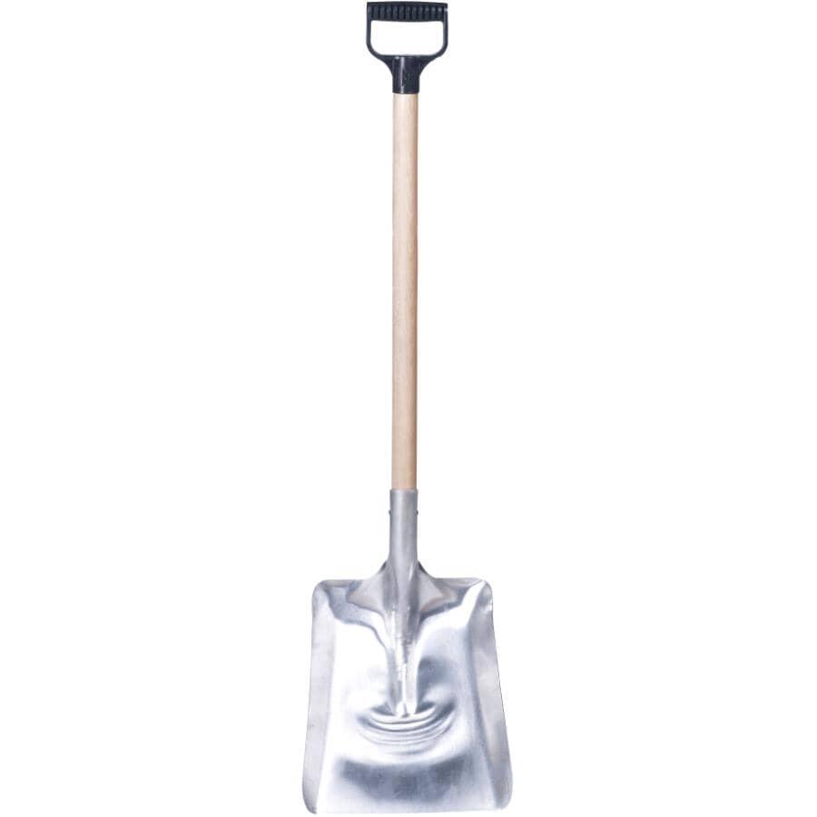 "GARANT:11"" Blade Aluminum D-Grip Handle Snow Shovel"