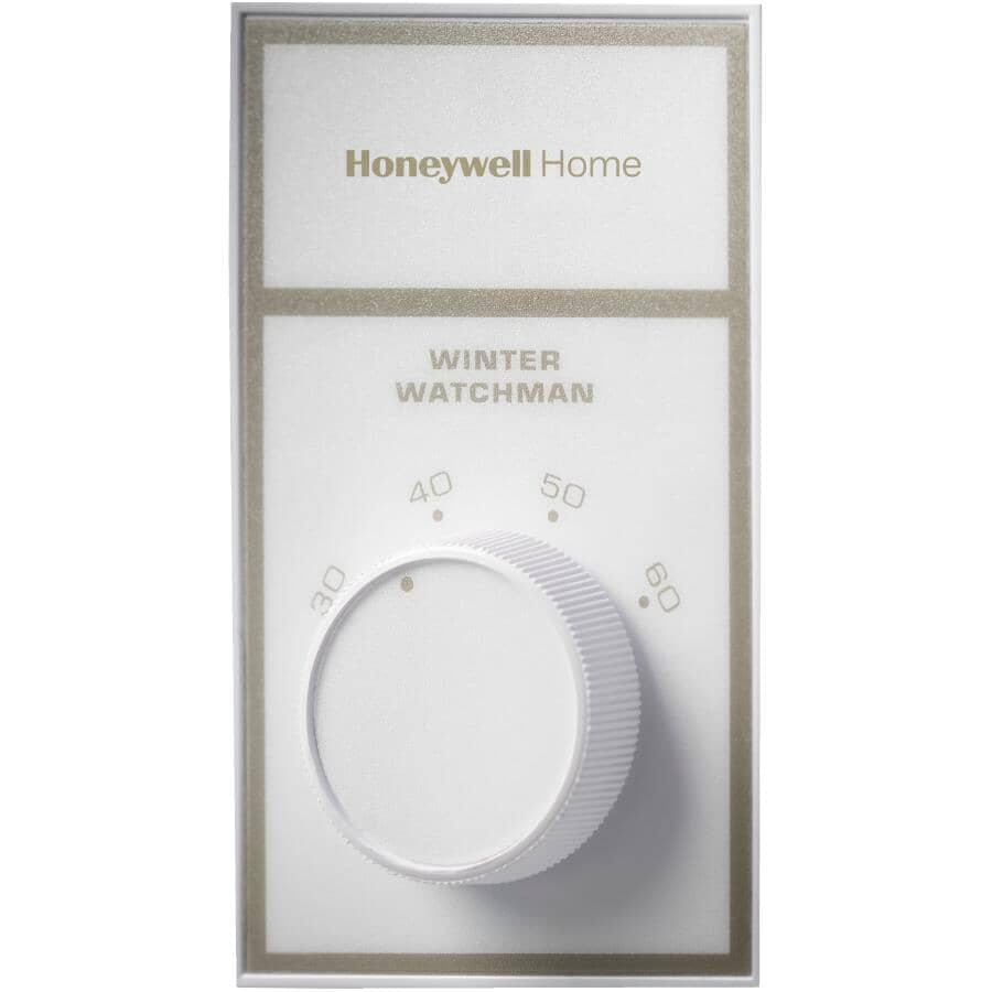 HONEYWELL HOME:Winter Watchman Thermostat Monitor