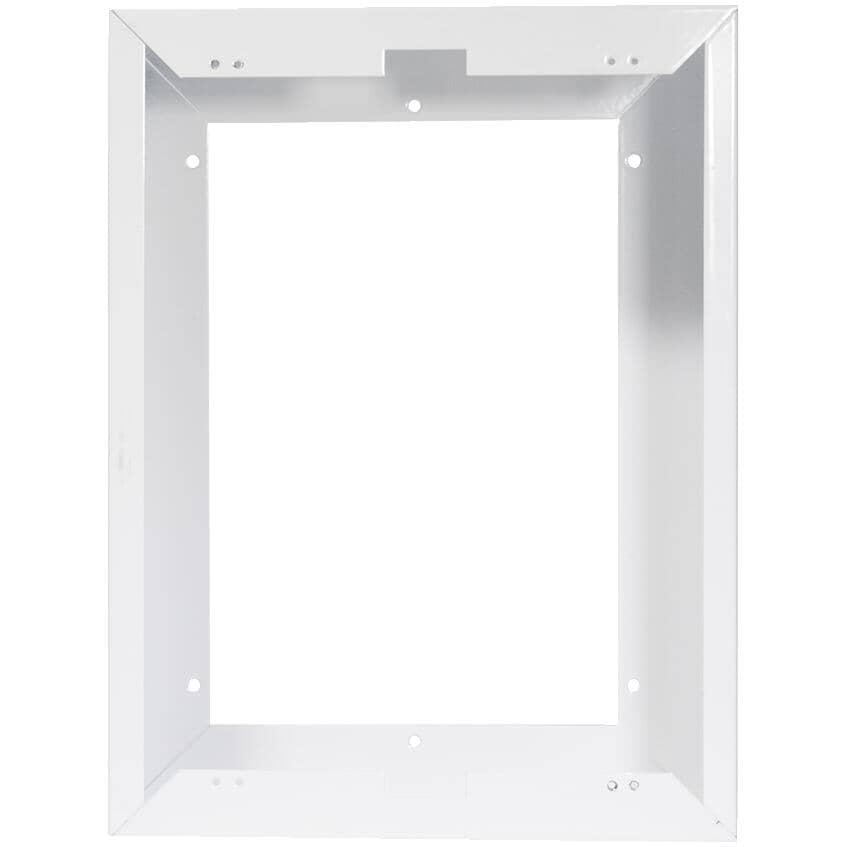 "CADET:4"" Surface Mount Box - White"