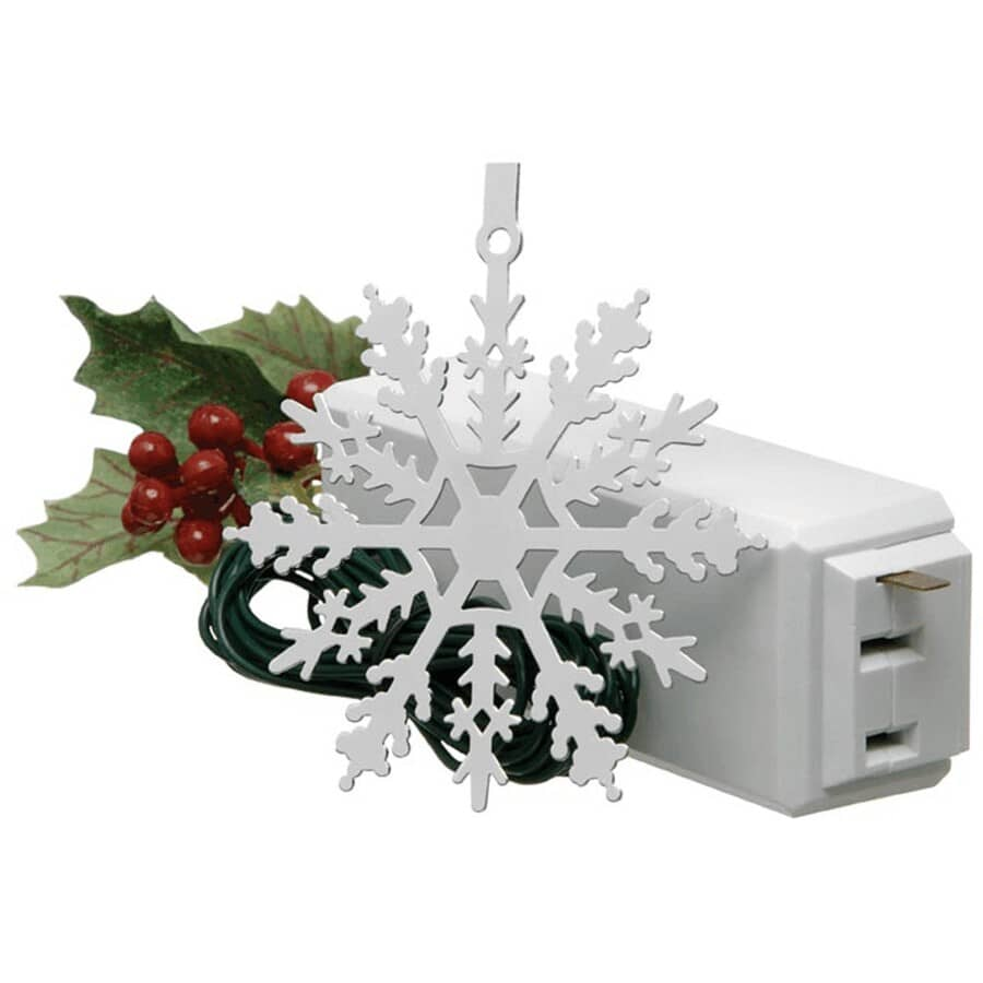 LED LITE SOLUTIONS:Snowflake Touch Switch, for Tree