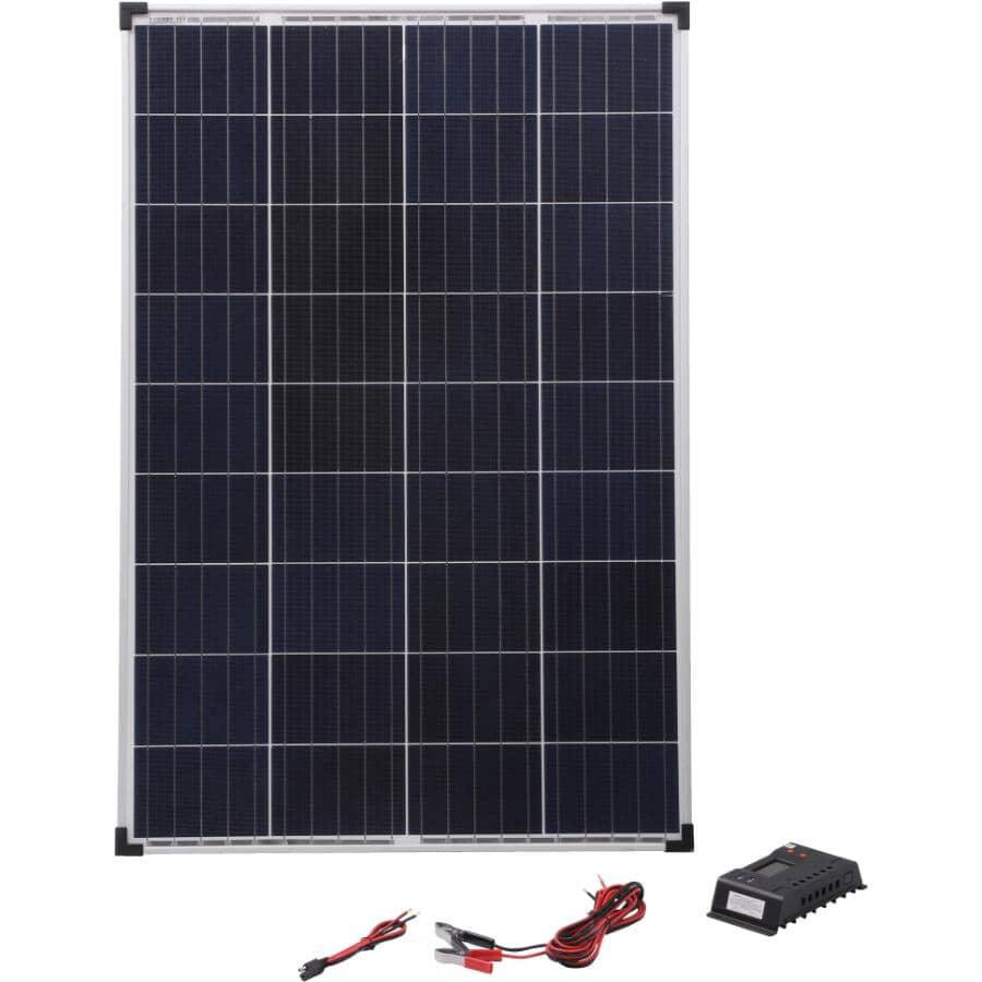 REACTOR:Crystalline Solar Panel Kit - 100W