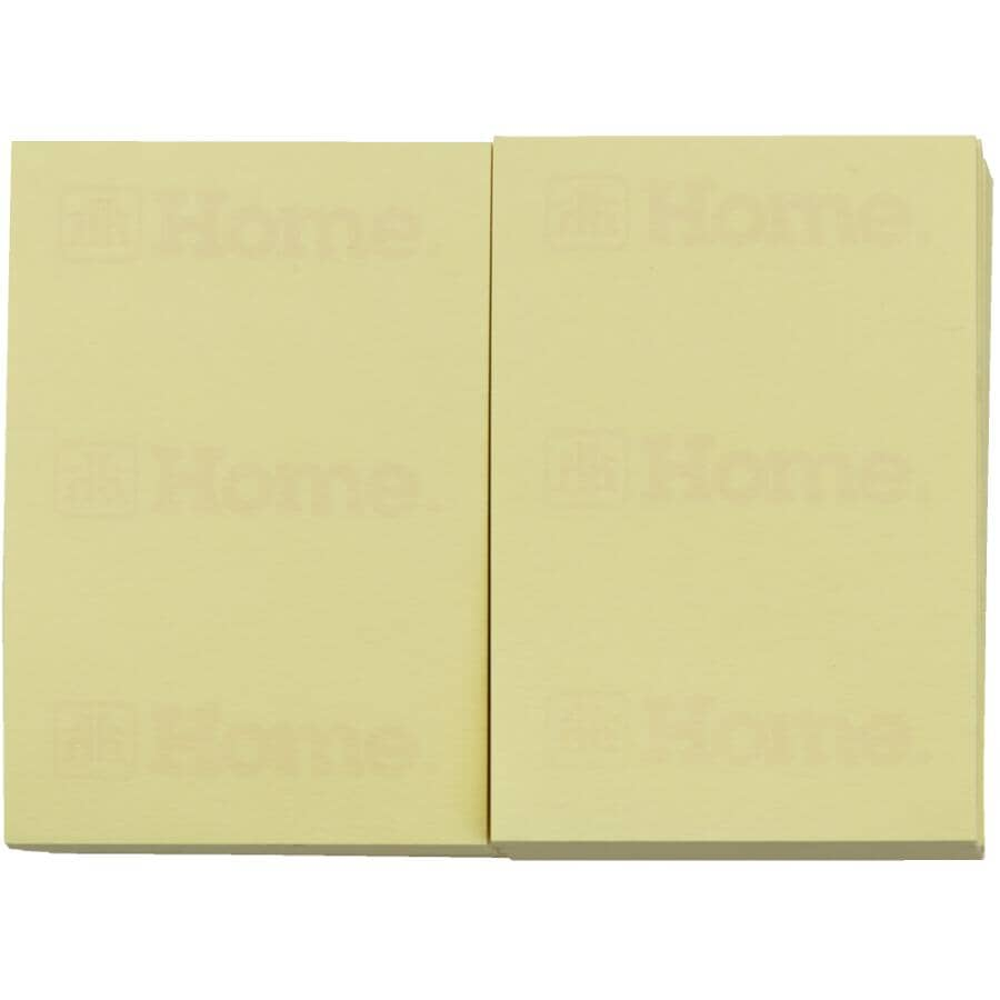 """HOME:Sticky Note Pads - 2"""" x 3"""""""