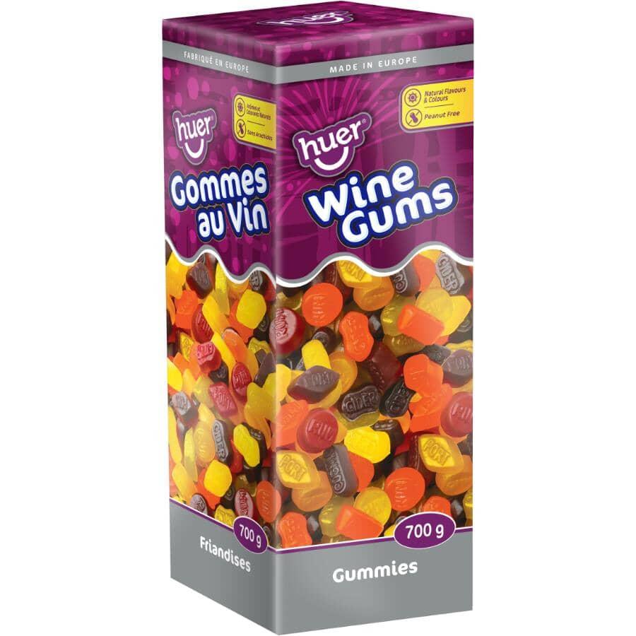 HUER:Wine Gums Tower Box - 700 g
