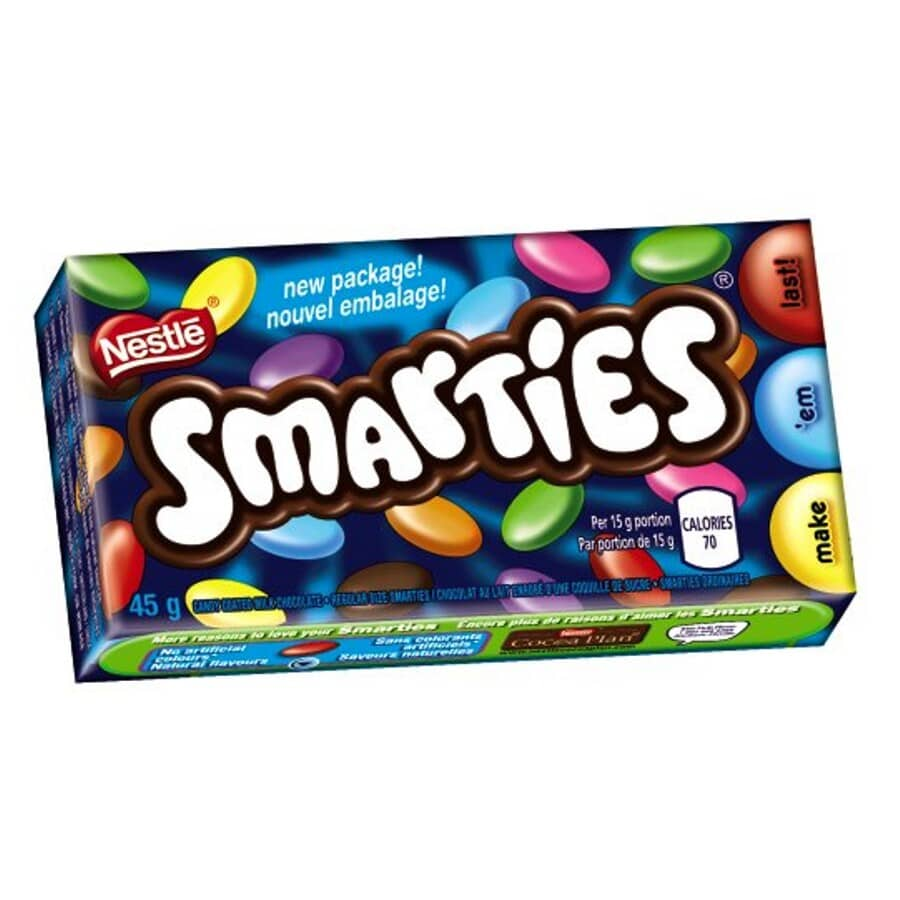 NESTLE:Smarties - 45 g