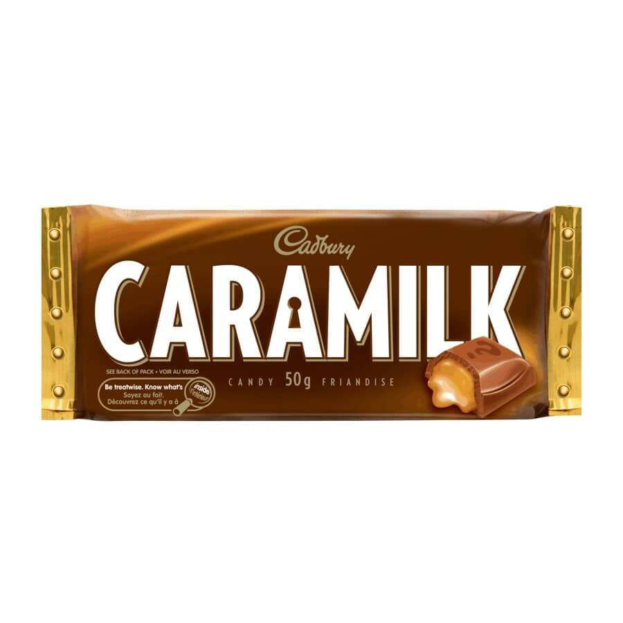 CADBURY:Caramilk Chocolate Bar - 50 g