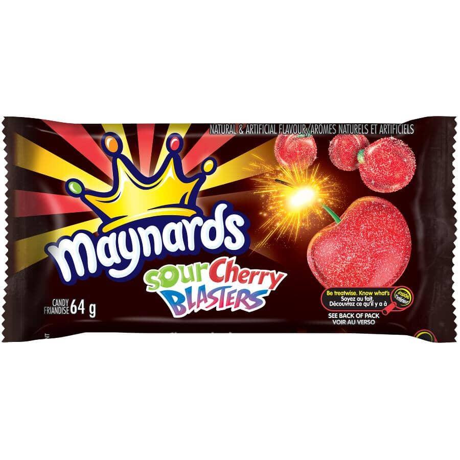 MAYNARD'S:Cherry Blasters Candy - 64 g