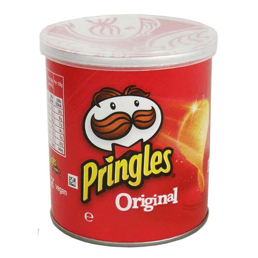 PRINGLES:Croustilles saveur originale, 37 g