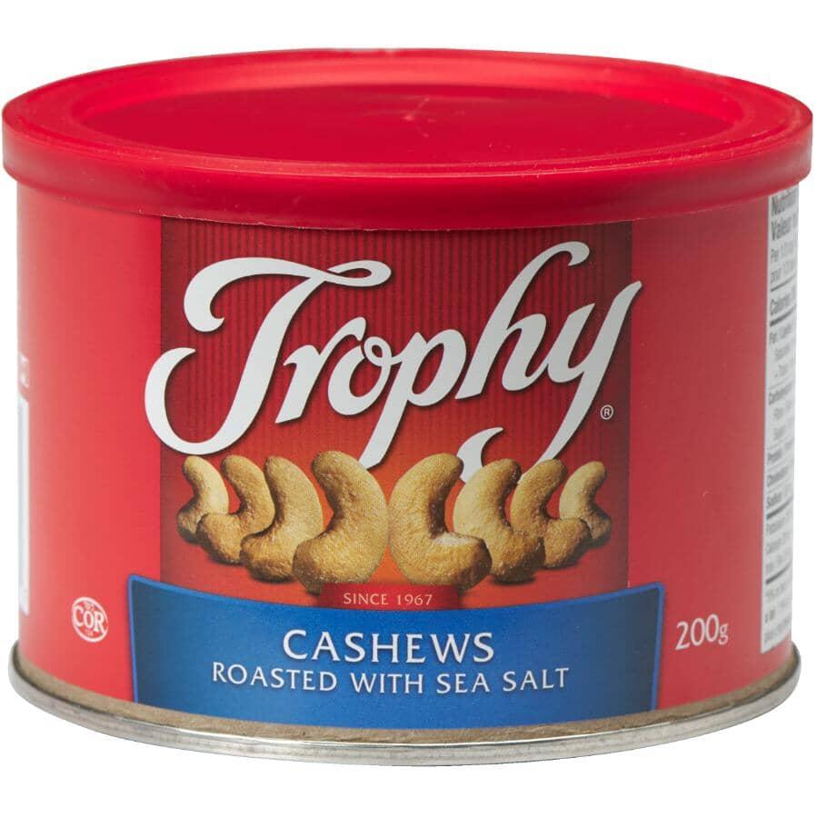 TROPHY:Cashews - Roasted with Sea Salt, 200 g
