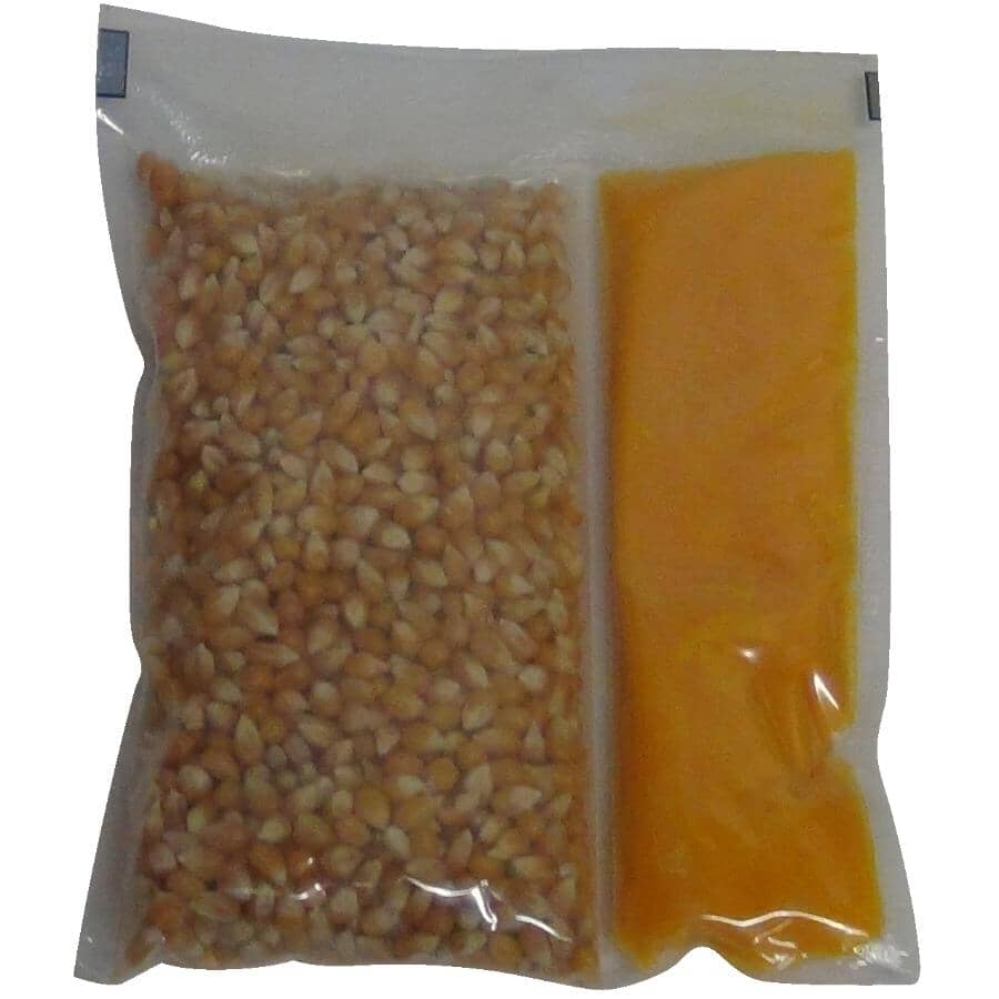HTD CANADA:Popcorn - for 8 oz Large Commercial Theatre Popcorn Machines, 24 Pack