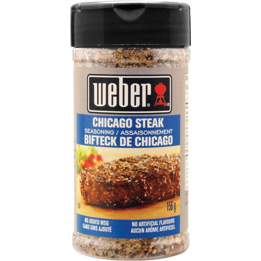WEBER:Chicago Steak Spice Seasoning Shaker - 156 g