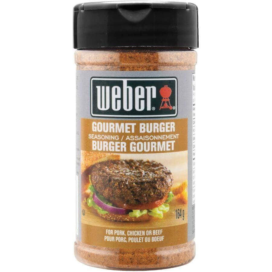 WEBER:Gourmet Burger Shaker Seasoning - 164 g