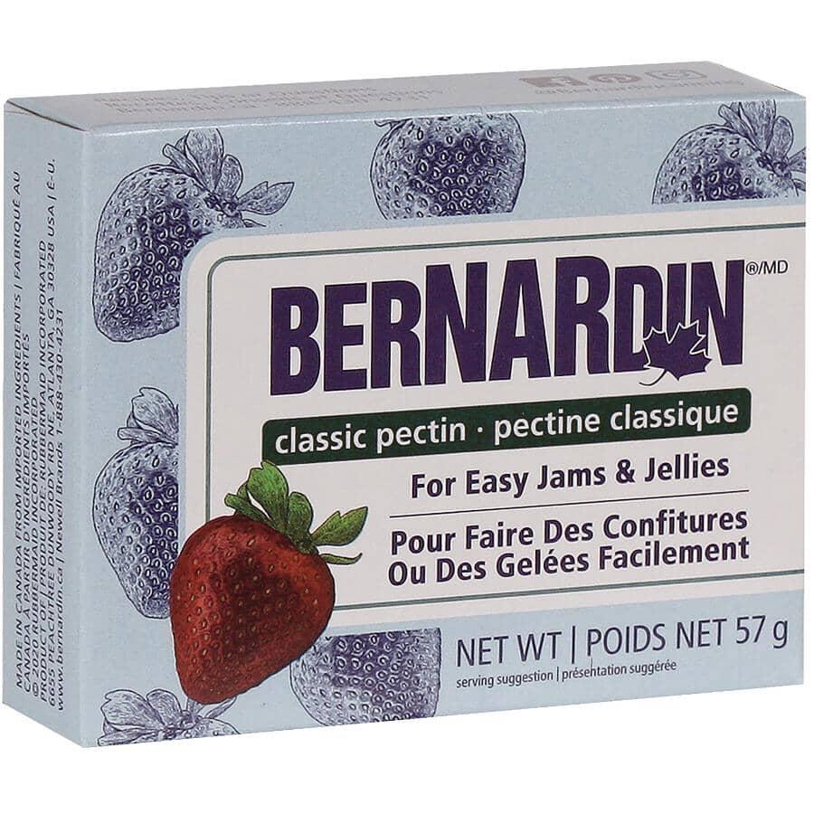 BERNARDIN:Original Natural Fruit Pectin Crystals - 57 g