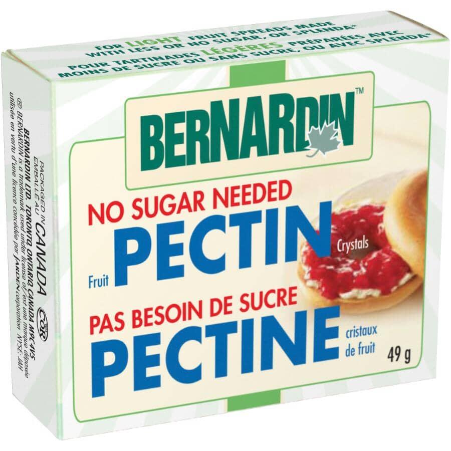 BERNARDIN:Fruit Pectin Crystals - No Sugar, 49 g