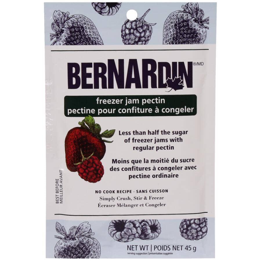 BERNARDIN:Freezer Jam Fruit Pectin Crystals - 45 g