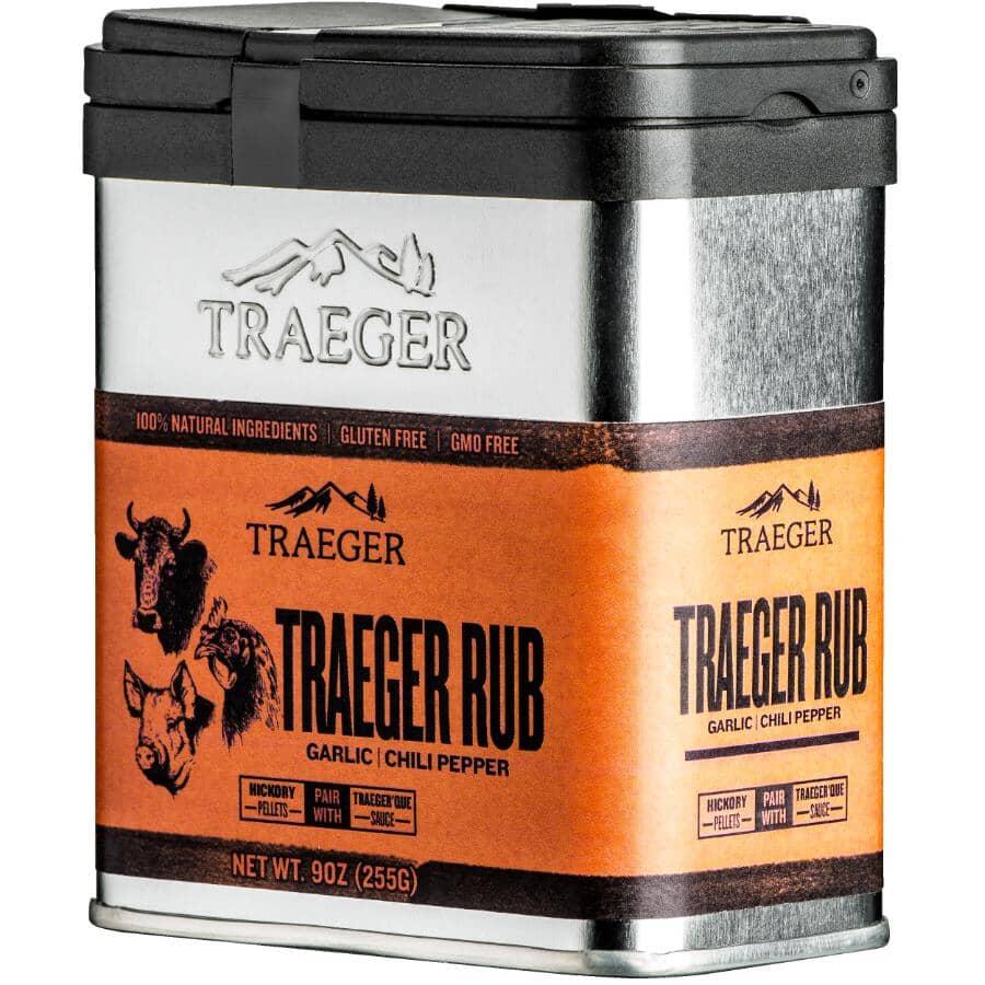 TRAEGER:Barbecue Seasoning Rub - 9 oz