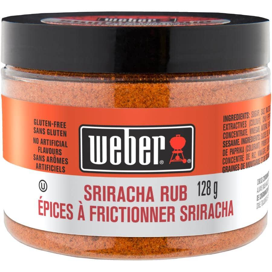 WEBER:Sriracha Rub - 128 g