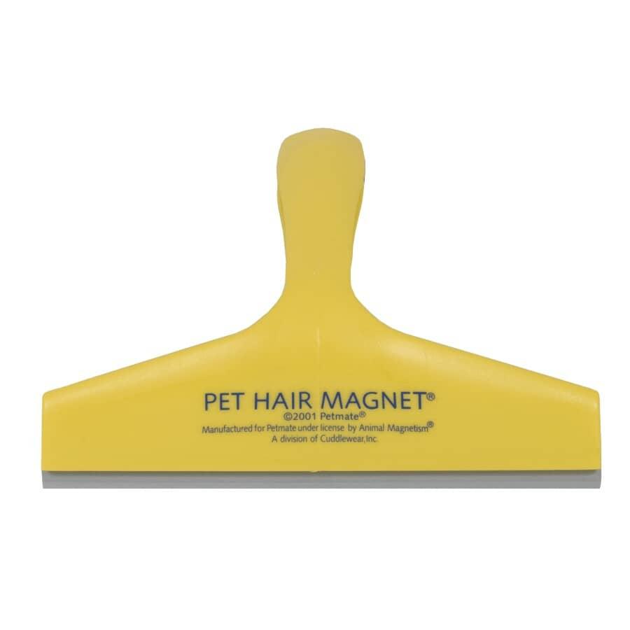 PETMATE:Racloir aimanté pour poils d'animaux de compagnie