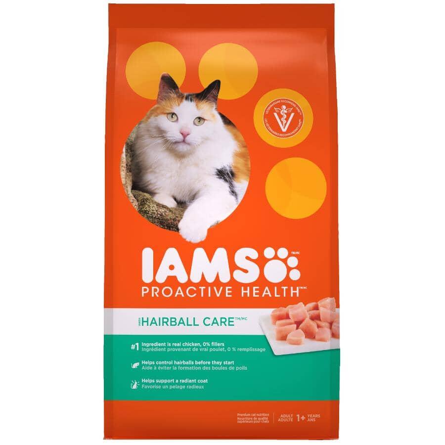 IAMS:Protective Health Dry Cat Food - Hairball Care, 1.59 kg
