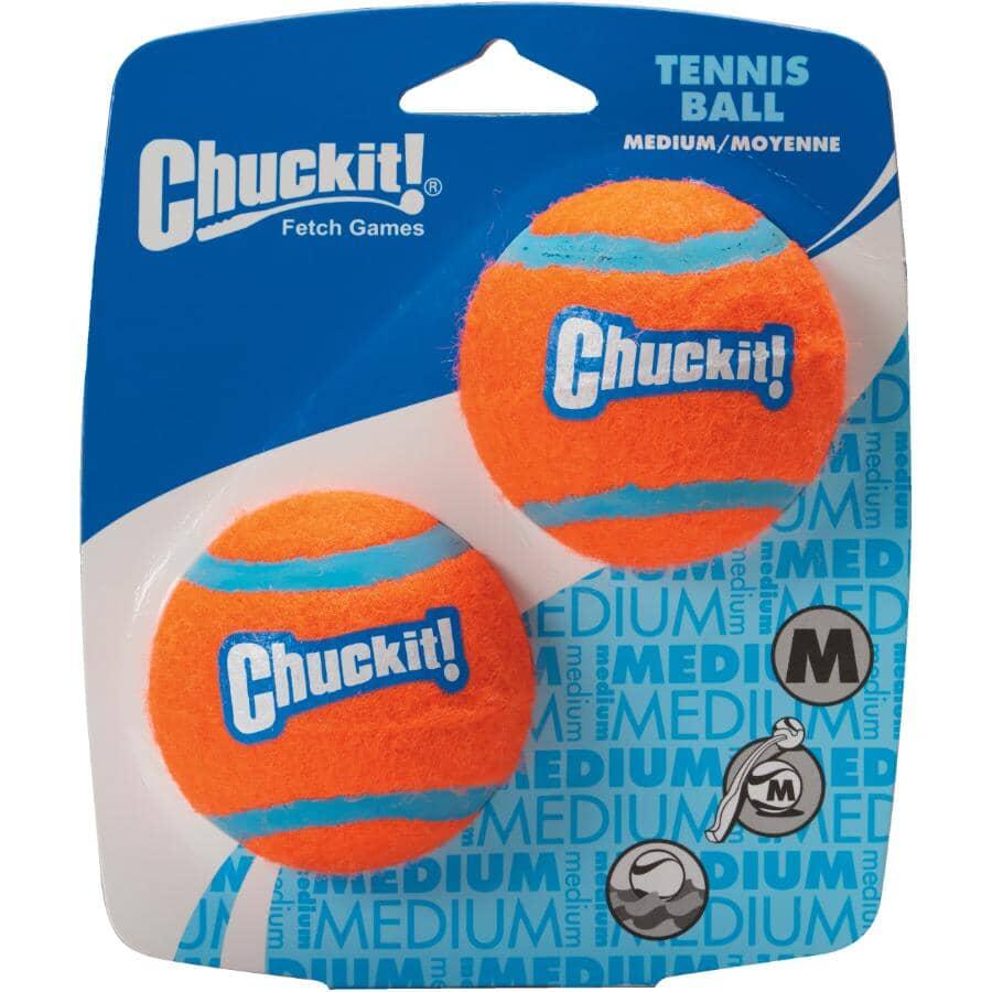 CHUCK IT:Tennis Balls - 2 Pack
