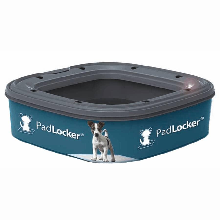 PADLOCKER:Recharge de poubelle pour tapis d'entraînement