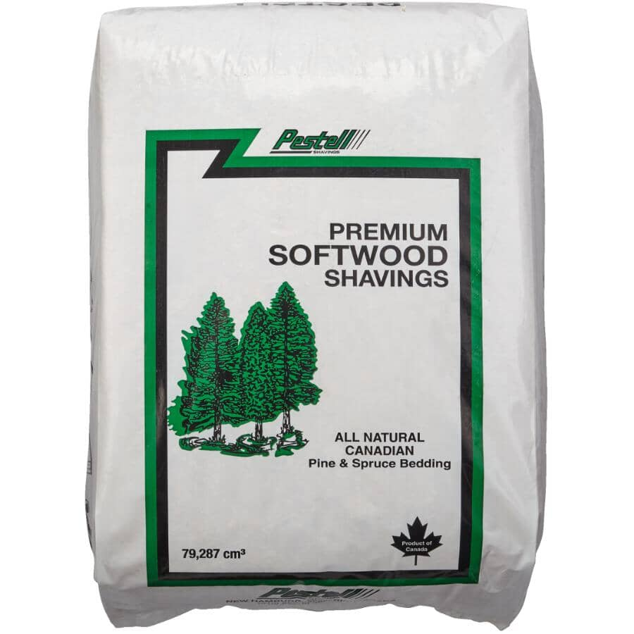 PESTELL PET PRODUCTS:Premium Softwood Shavings - 2.8 cu. ft.