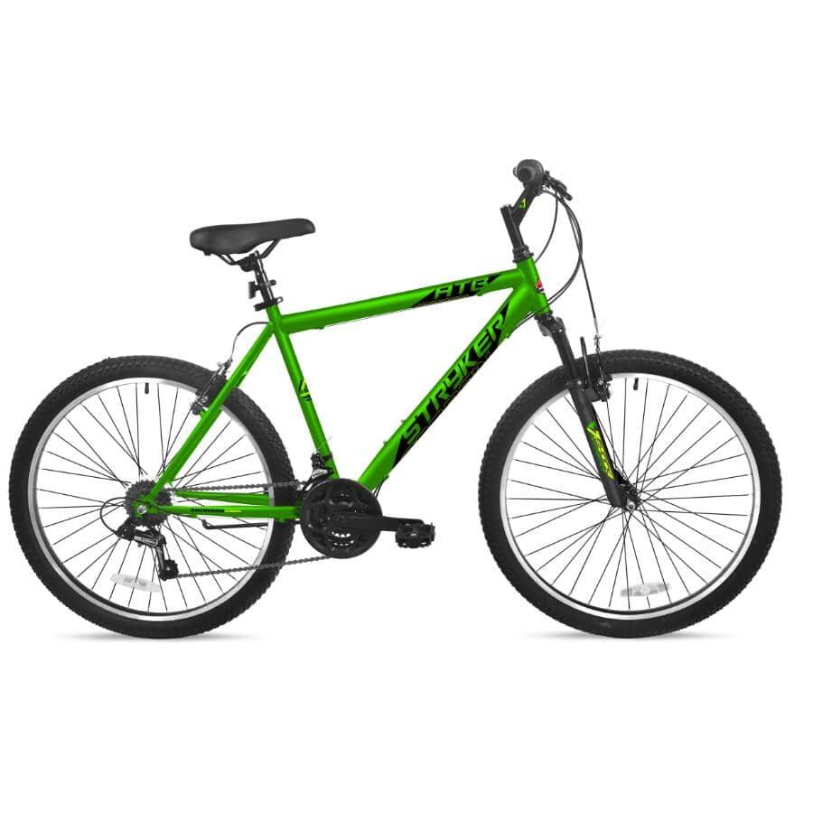 """STONERIDGE:26"""" Stryker Men's Bike - Green"""