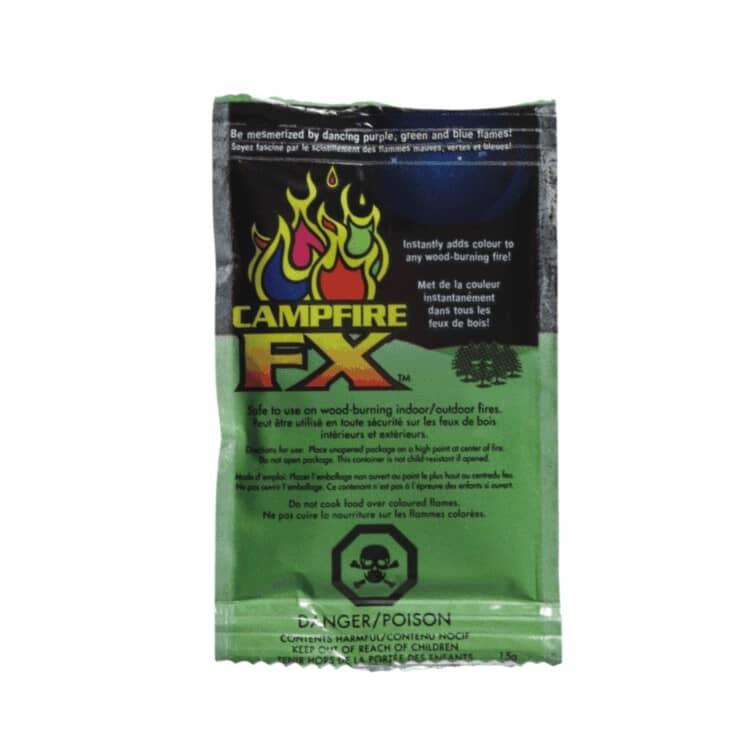 CAMPFIRE FX:Colorant pour feu de camp
