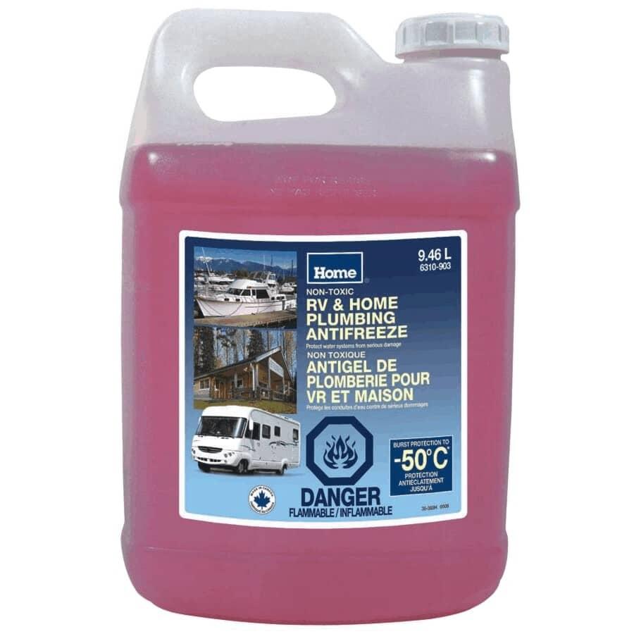 HOME:RV & Home Plumbing Antifreeze - 9.46 L