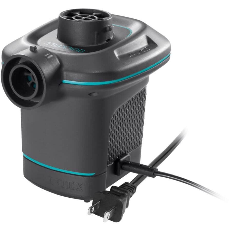 INTEX:Pompe électrique à courant alternatif de 120 V pour gonflage rapide