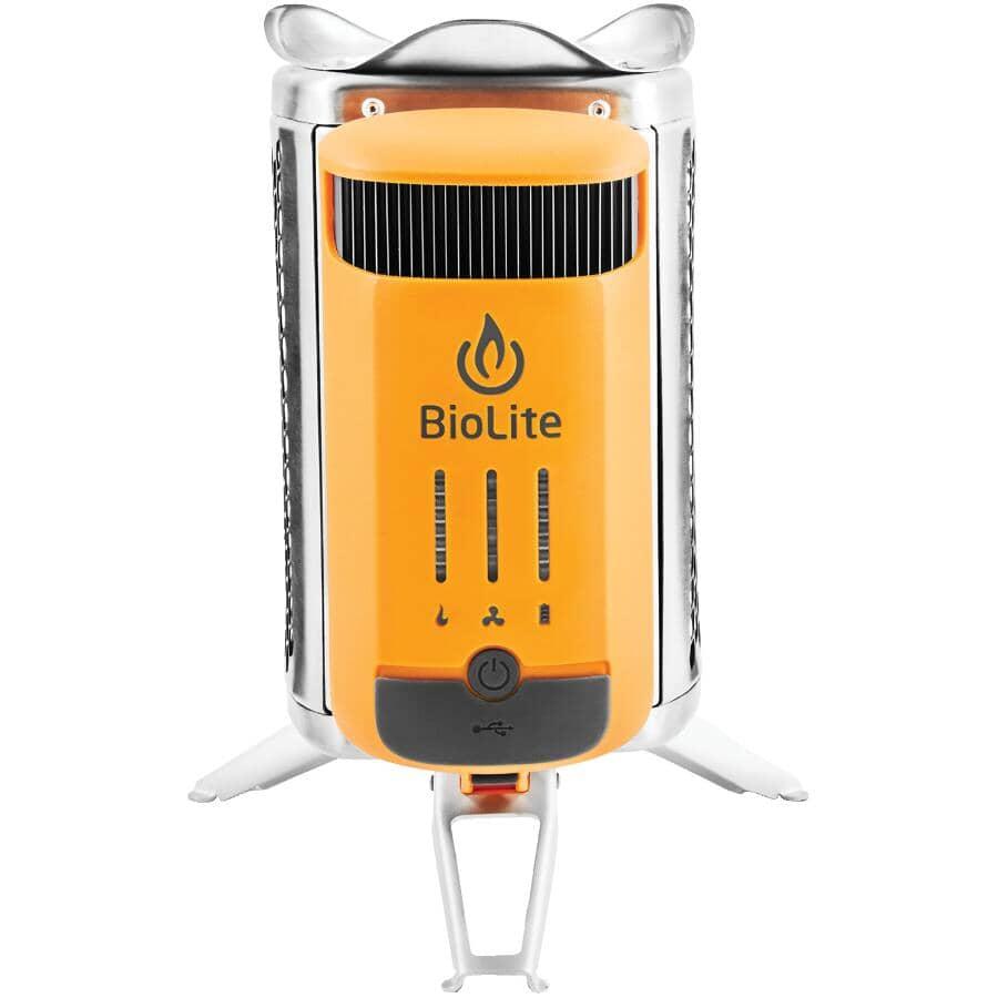 BIOLITE:Thermoelectric Generator Campstove 2