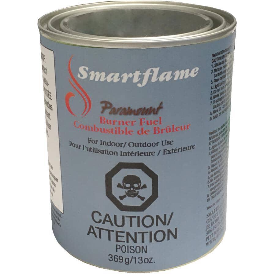 PARAMOUNT:13oz Smart Flame Firebowl Gel Fuel