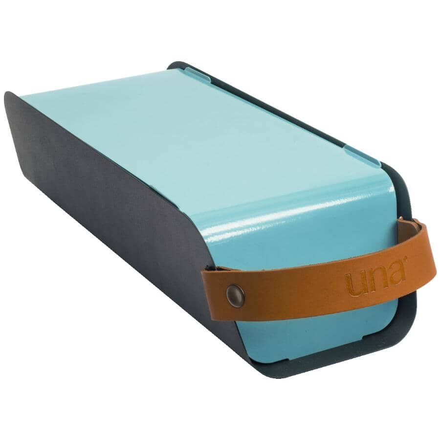 UNA:UNA Portable Tabletop Charcoal Grill - Pastel Blue