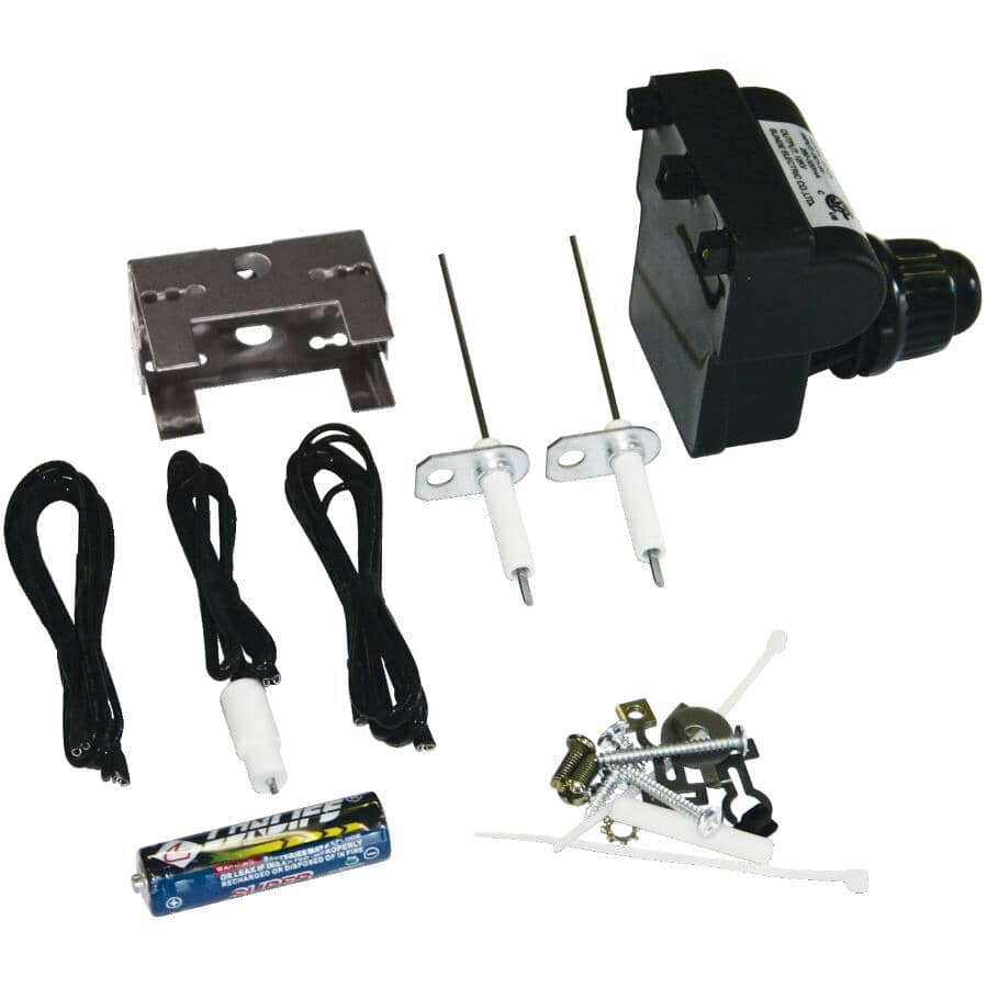GRILLPRO:Electronic Push Button BBQ Ignitor Kit