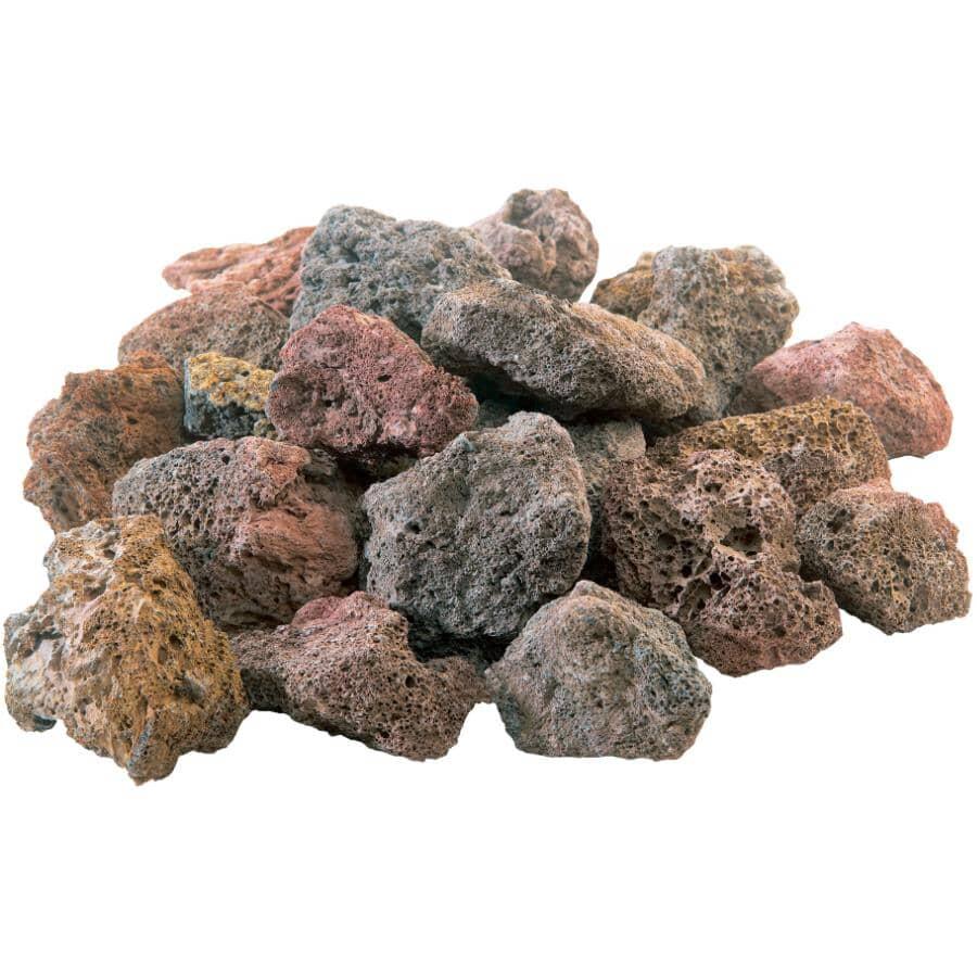 GRILLPRO:BBQ Lava Rocks - 7 lb